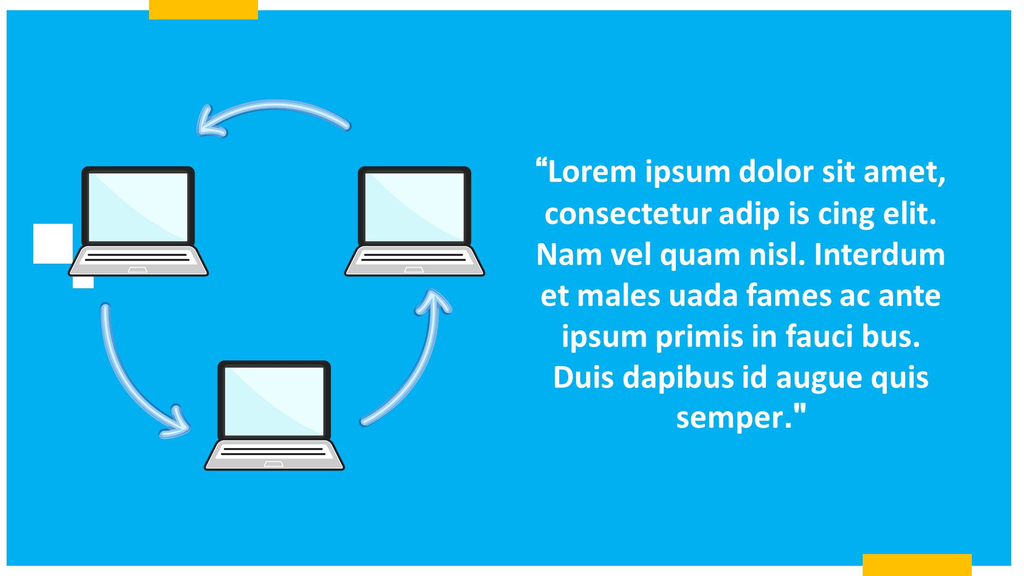 Computer Network Presentation Slide