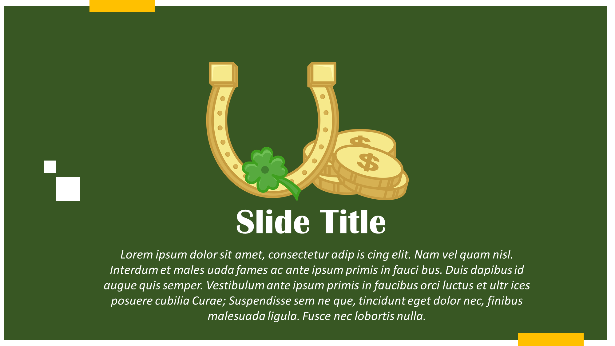 Irish Festival Presentation Slide