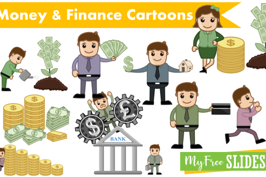 Money Cartoons For Presentations