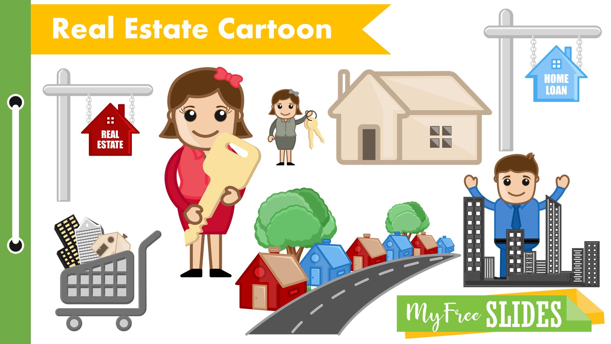 real estate presentation slide