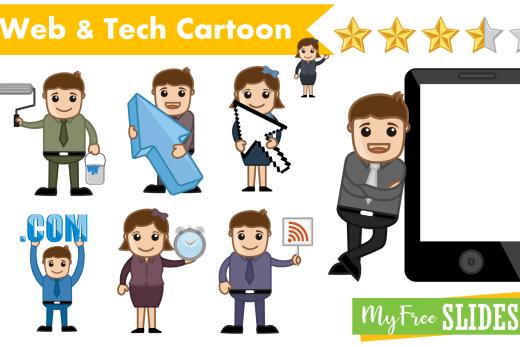 technology cartoons