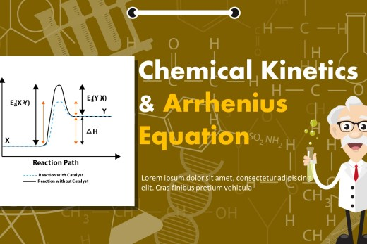 Chemical Kinetics And Arrhenius Equation Presentation