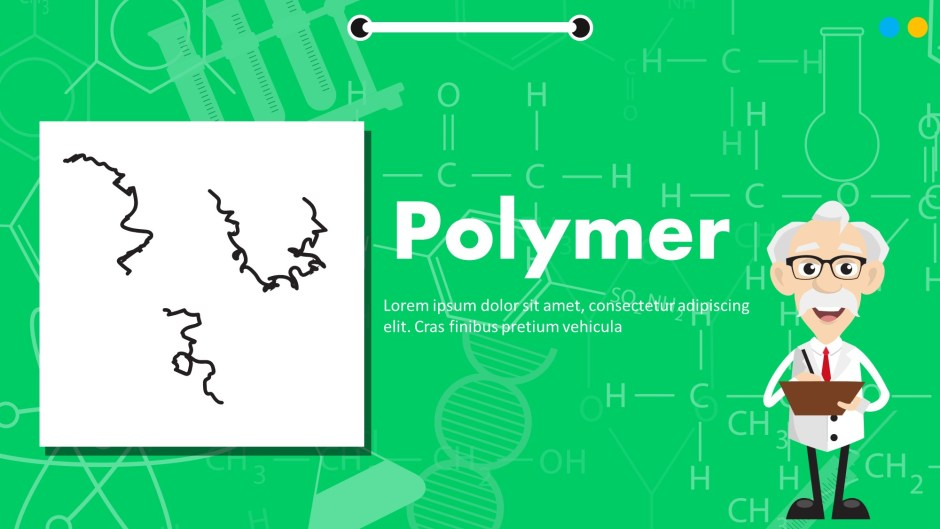 Free Polymer Powerpoint Templates