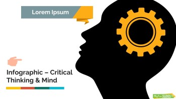 Critical Thinking and Mind Google Slides Themes