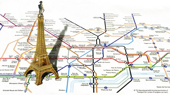 French expat love affair with London - My French Life
