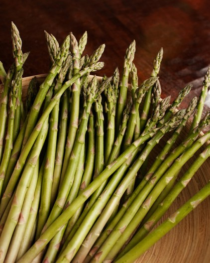 MyFrenchLife™ - MyFrenchLife.org - French Kiss - Kiss a Frenchman - Asparagus