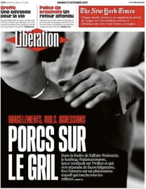 MyFrenchLife™ – MyFrenchLife.org - Gender equality: French women speak up too - Harvey Weinstein scandal- Porcs sur le gril