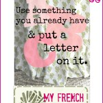 my french twist – may 2015 creative challenge