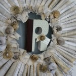 MADE – book wreath