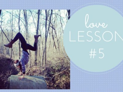 love lesson #5 - my french twist