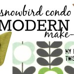 midcentury modern make-over