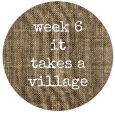 week 6 button