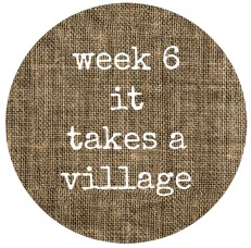 week 6 button