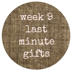 week 9 button
