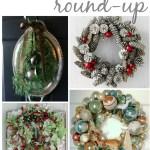 handmade christmas challenge week 4: put a wreath upon the door