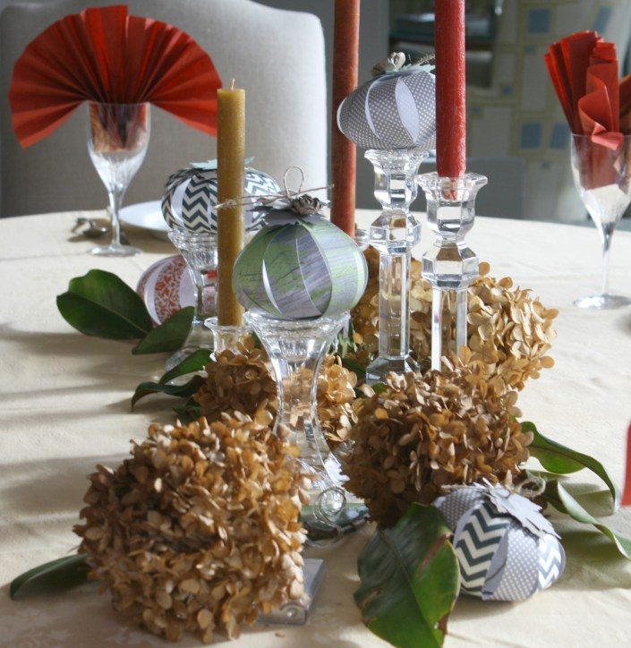 simple thanksgiving tablescape - myfrenchtwist.com