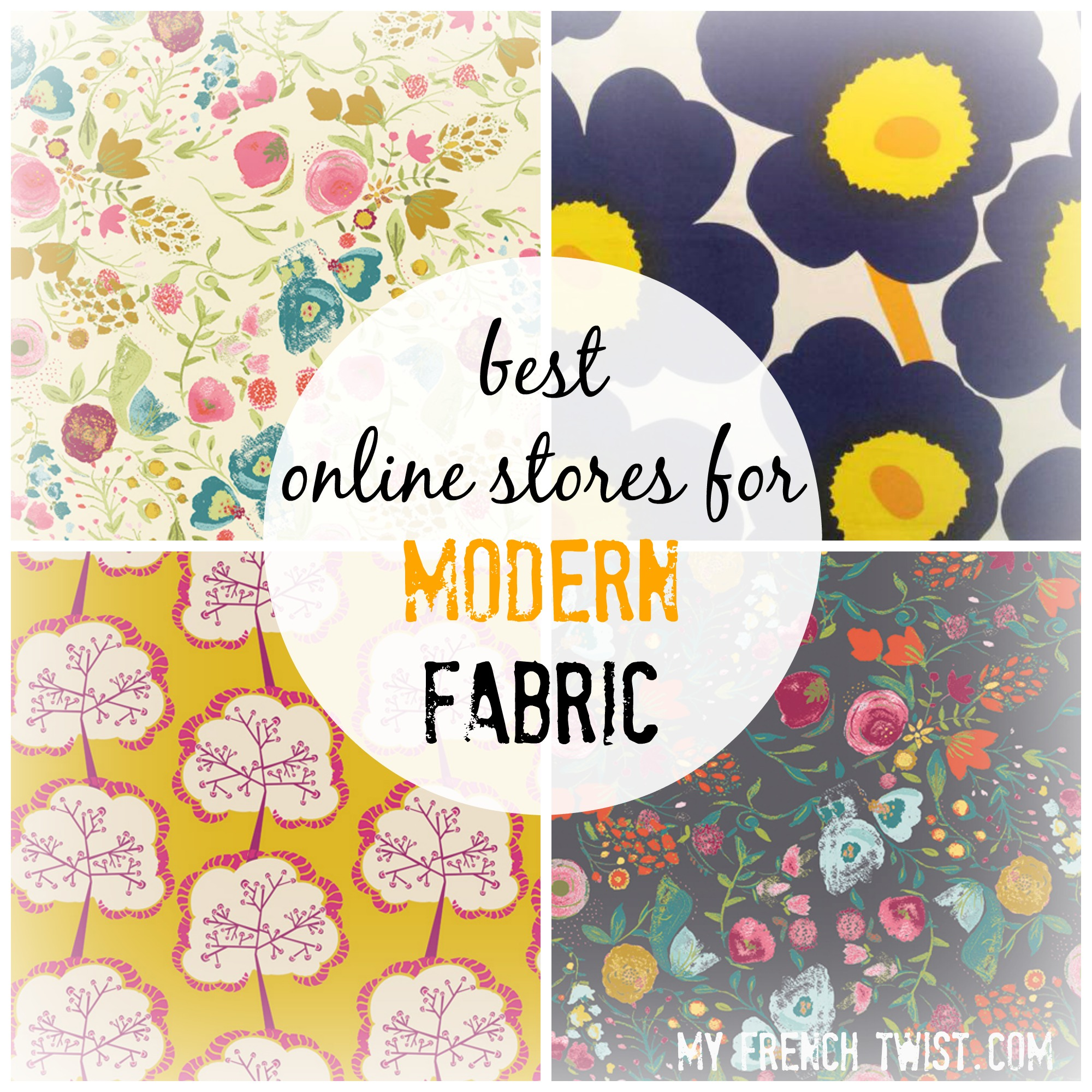 stores for modern fabric - myfrenchtwist.com