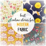 wardrobe architect – week 12 – fabric shopping