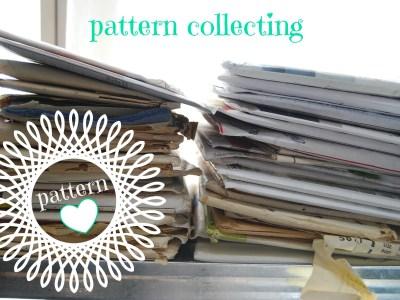 pattern collecting - myfrenchtwist.com