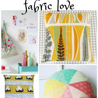 midcentury modern fabric love - myfrenchtwist.com