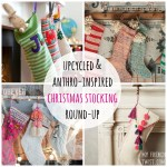 handmade christmas week 7 – upcycled stockings