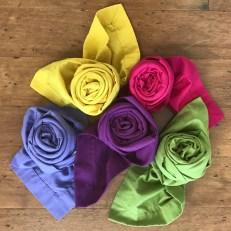 rosebud napkin - myfrenchtwist.com