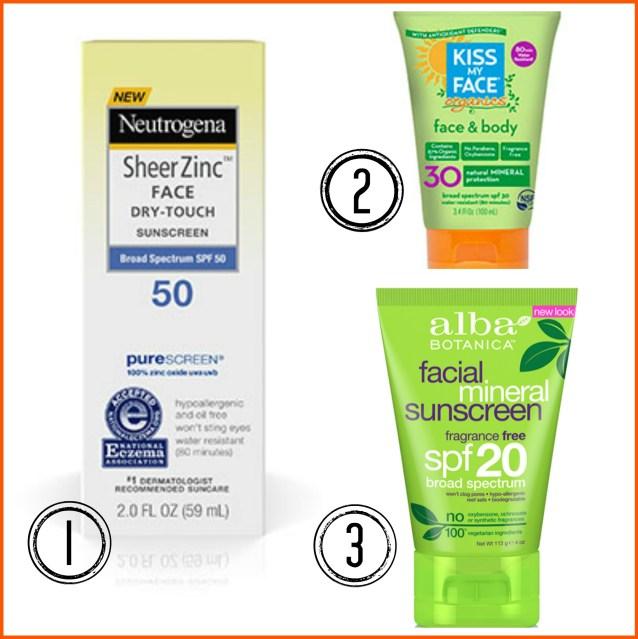 green beauty sunscreen - myfrenchtwist.com