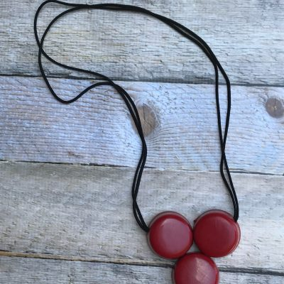 tutorials Makers Mark necklace - myfrenchtwist.com
