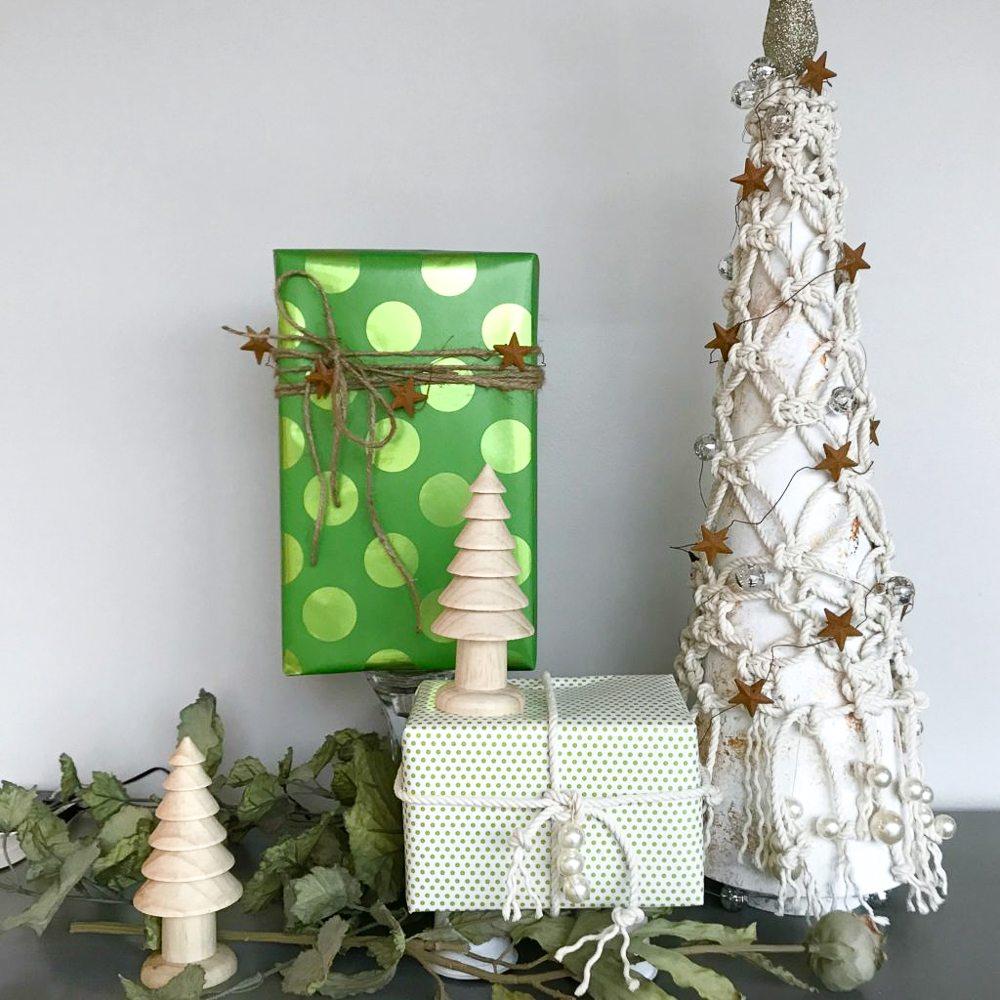 macrame tabletop tree - myfrenchtwist.com