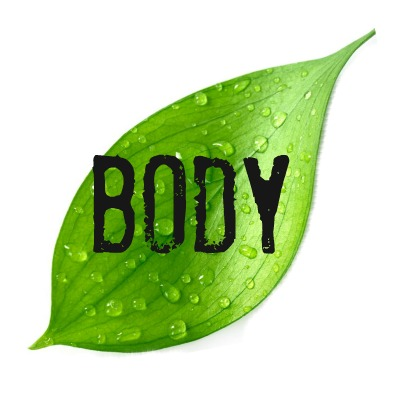 green beauty body
