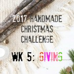 christmas challenge – wk 5 – tote from an ikea rug