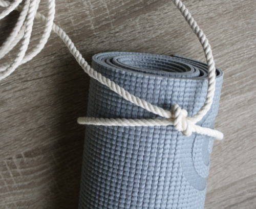 Macrame Yoga Bag My French Twist