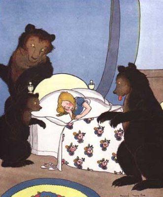 Goldilocks And The Three Bears Freshplans