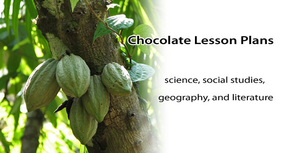chocolate lesson plans