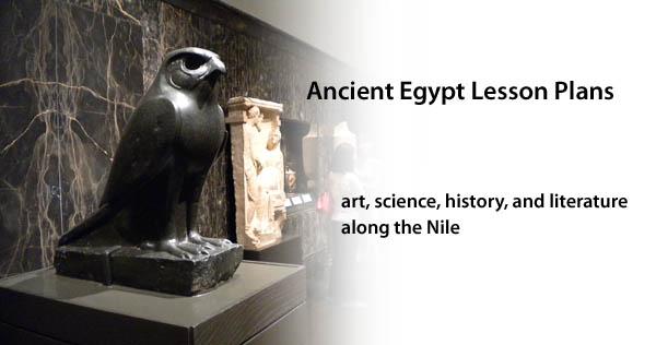 Ancient Egypt Lesson Plans
