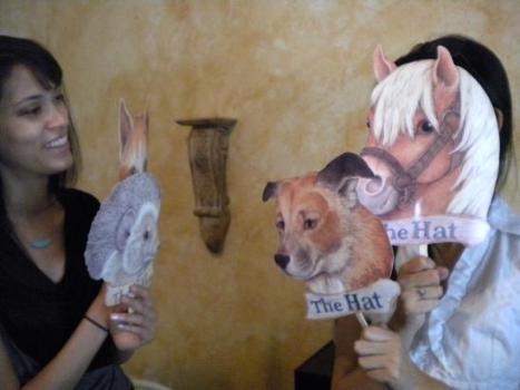 storytelling masks