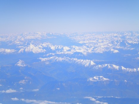 alps by Rebecca Haden