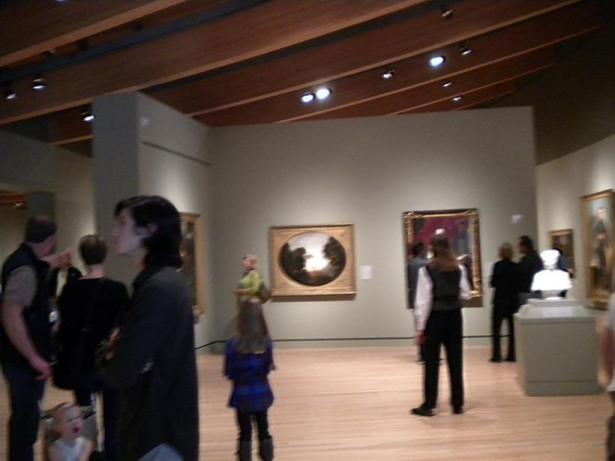 Crystal Bridges gallery