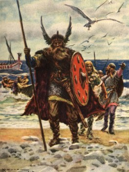Vikings lesson plans
