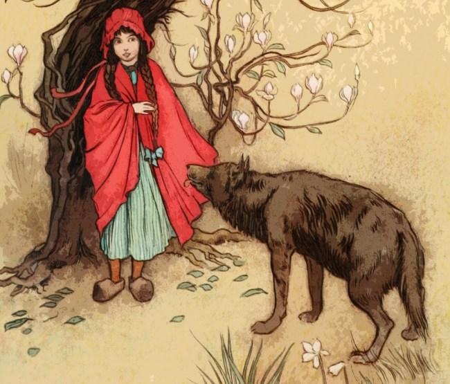 Little Red Riding Hood Lesson Plans FreshPlans