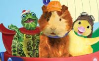 What are the wonder pets names