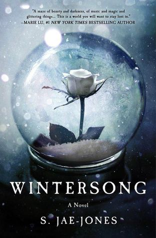 Image result for wintersong book cover