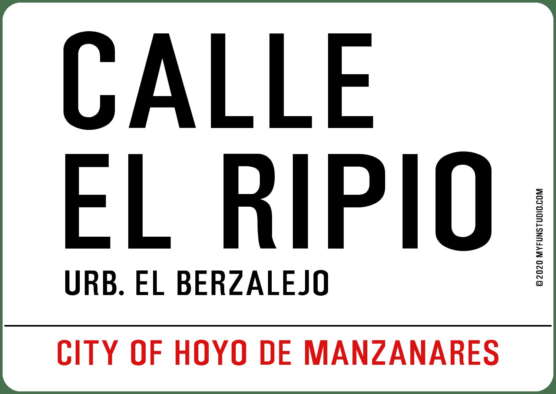 Calle El Ripio