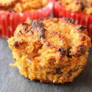 Secret Veggie Muffins