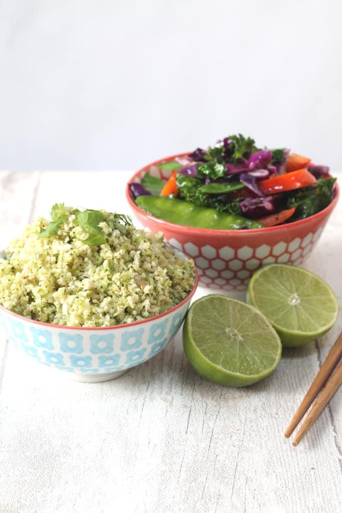 thai veggies rice