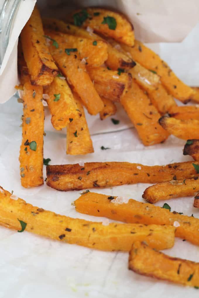 Butternut Squash Chips