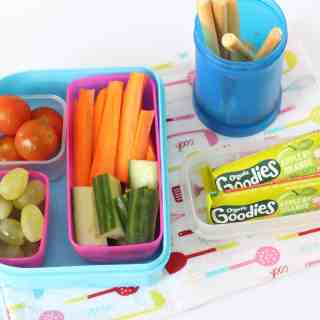 {Video} My Favourite Toddler Snacks On The Go