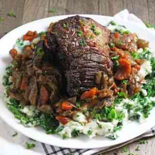 Slow Cooked Beef Brisket
