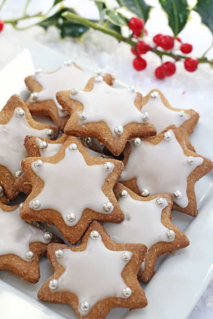 how to make gingerbread without golden syrup