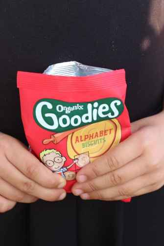 Tips for Feeding Toddlers | Organix Goodies